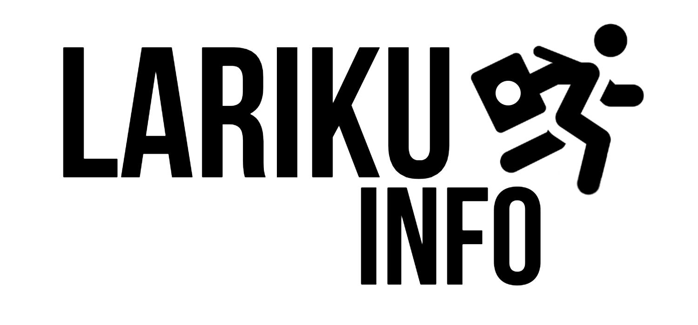 LariKuinfo 2020 Logo Hitam bgPutih